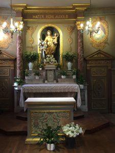 Fête de la Visitation Notre Dame du Bon Secours